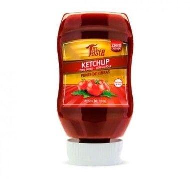 Molho Ketchup Zero Calorias 350g - Mrs Taste