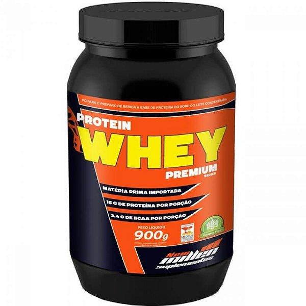 Whey Premium Pote 900g - New Millen