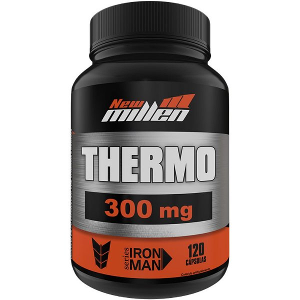 Thermo 300mg 120 Cápsulas - New Millen