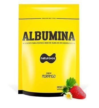 Albumina Natural 500g - NaturOvos