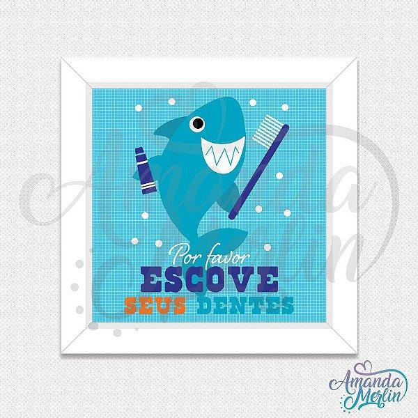 Quadro Tubarão