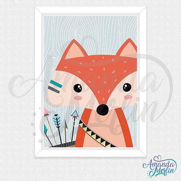 Quadro Fox