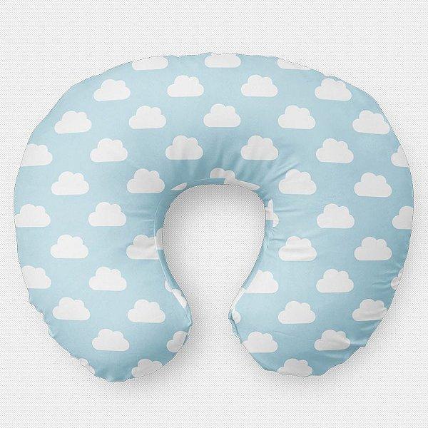 Almofada de amamentação Céu Azul Bebê