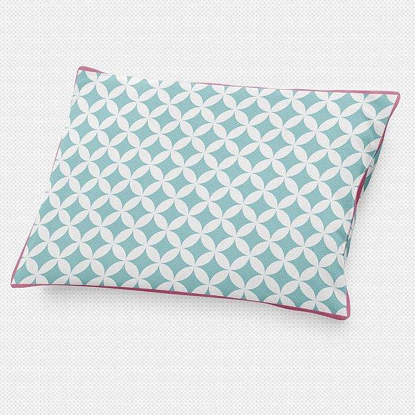 Almofada de cabeceira Circles 2 Tiffany