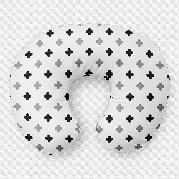 Almofada de amamentação Super Cute Branco