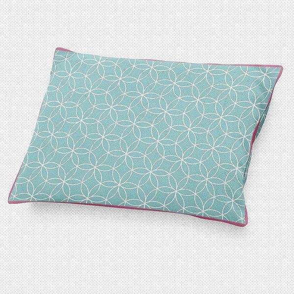 Almofada de cabeceira Lotus Tiffany
