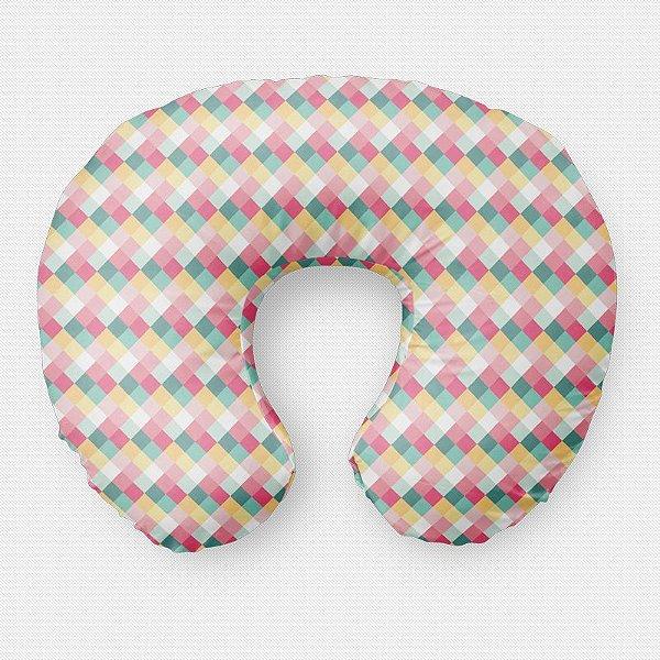 Almofada de amamentação Candy Colors