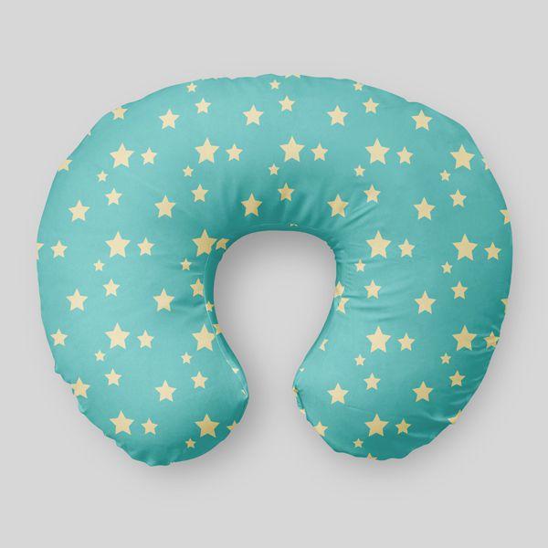 Almofada de amamentação Tiffany com Estrelas 2