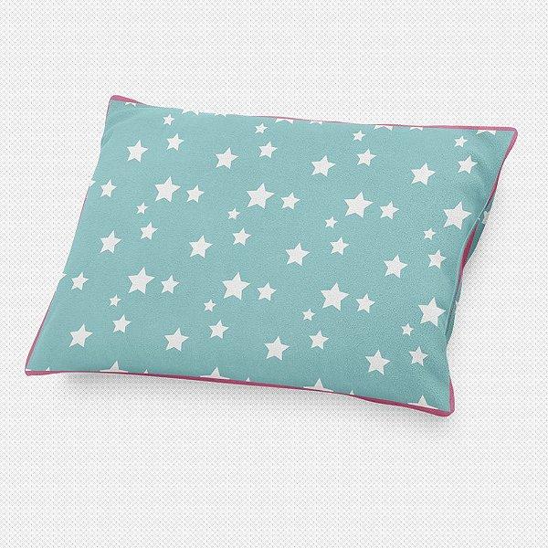 Almofada de cabeceira Tiffany com Estrelas