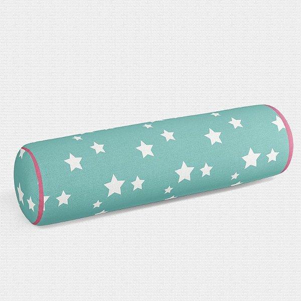 Rolo peseira Tiffany com Estrelas