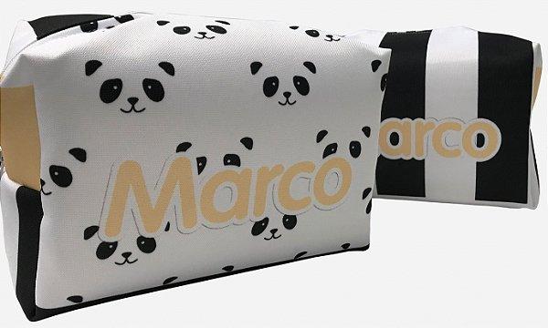 Necessaire personalizada Panda