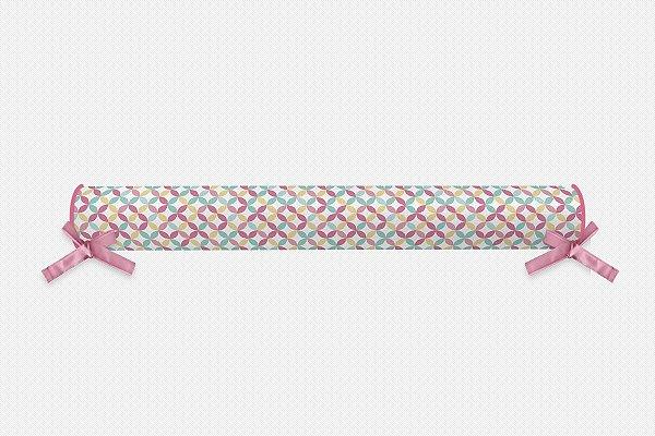 Rolo lateral para cama montessoriana Candy Circles