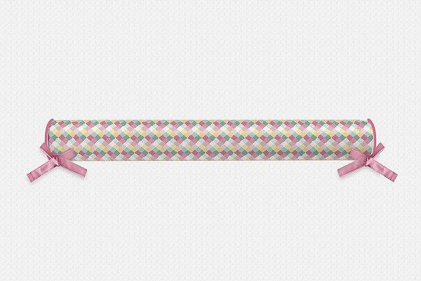 Rolo lateral para cama montessoriana Candy Colors