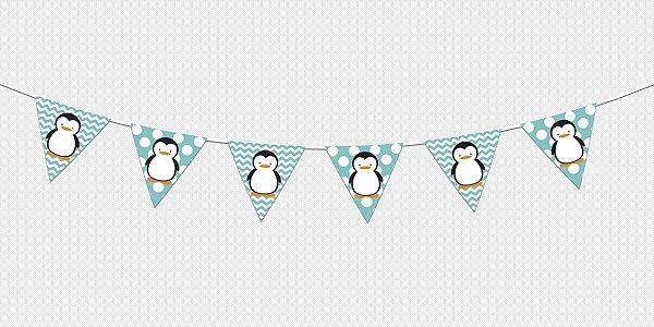 Bandeirola  Pinguim