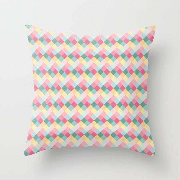 Capa de almofada Candy Colors