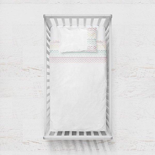 Jogo de lençol Candy Thin