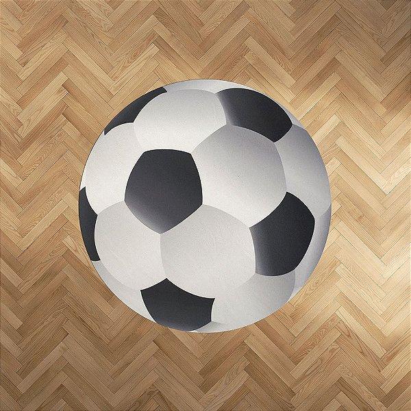 0f9b2c417 Tapete emborrachado Bola de Futebol - AMANDA MERLIN