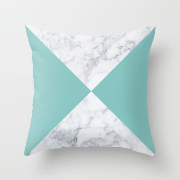 Capa de almofada Marble Tiffany