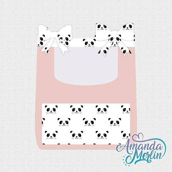 Porta trecos Panda