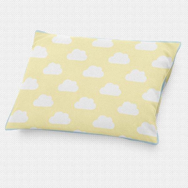 Almofada de cabeceira Céu Amarelo Bebê