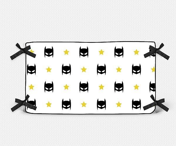 Cabeceira em espuma Batman