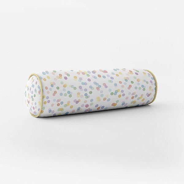 Rolo peseira Confetti Colorido