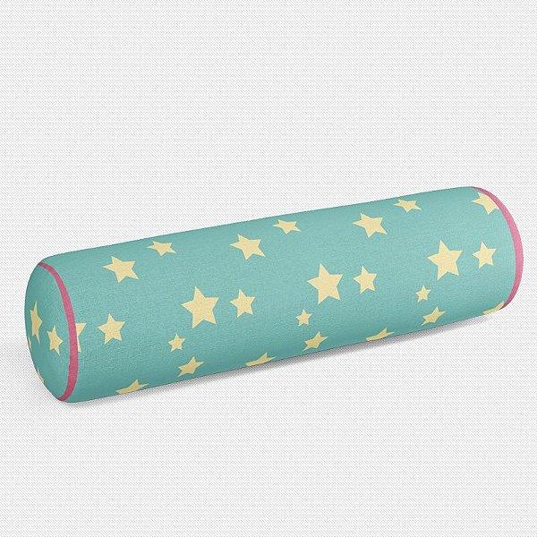 Rolo peseira Tiffany com Estrelas 2