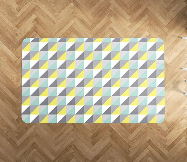 Playmat Citric Metades retangular