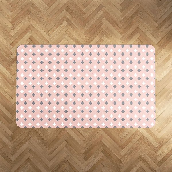 Playmat Super Cute Quartzo retangular