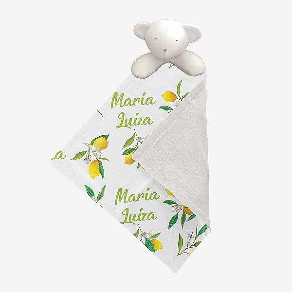Naninha Limão Siciliano personalizada