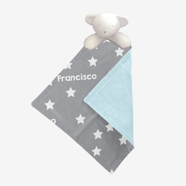 Naninha Estrelas personalizada (várias cores)
