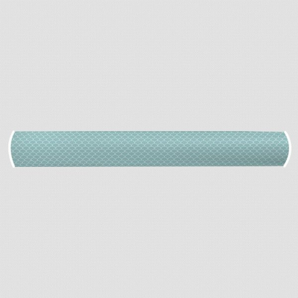 Par de rolos laterais para berço Escamas (várias cores)