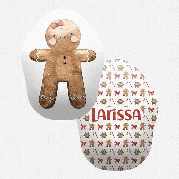 Toy Boneco de gengibre menina de Natal