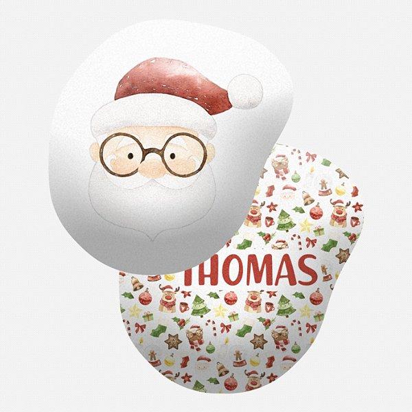 Toy carinha do Papai Noel