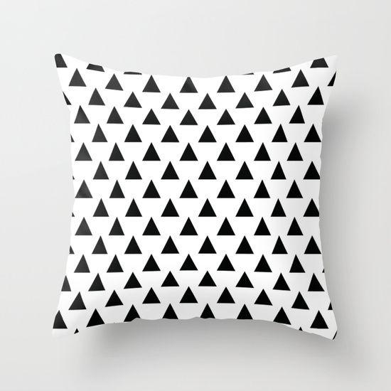 Capa de almofada Pirâmides