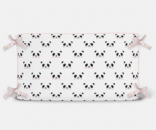 Cabeceira em espuma Mini Panda