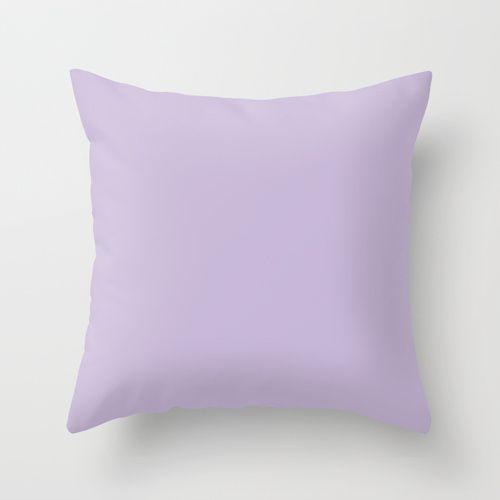 Capa de almofada Lilás
