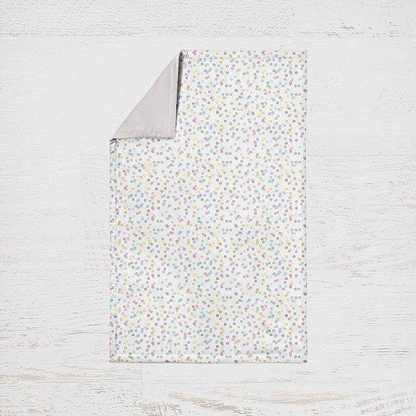 Edredom Confetti colorido