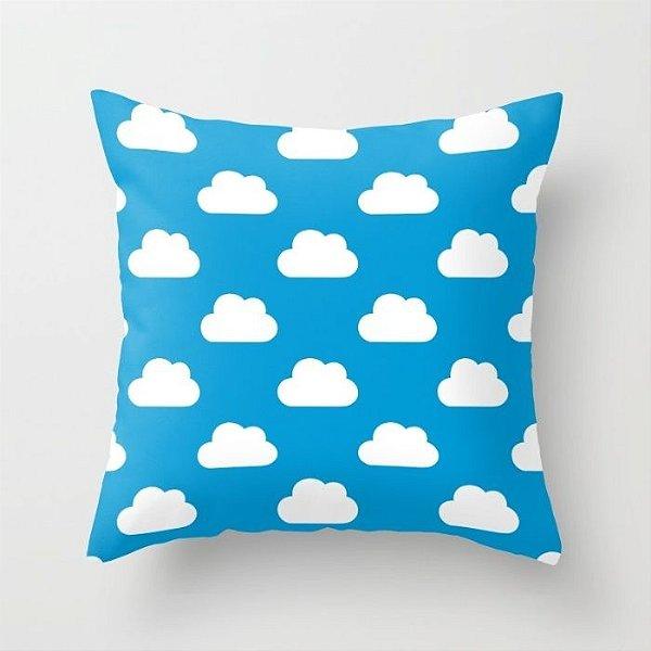 Capa de almofada Céu Azul