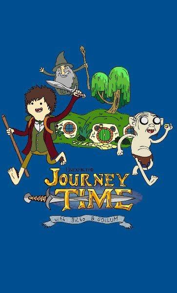 Camiseta Journey Time