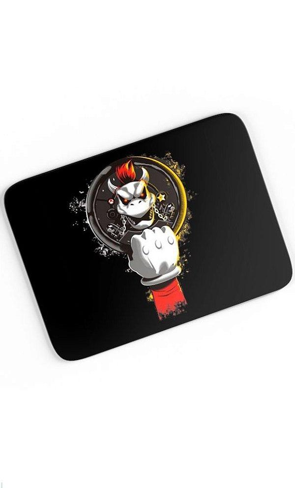 Mouse Pad Bowzilla Force - Nerd e Geek - Presentes Criativos