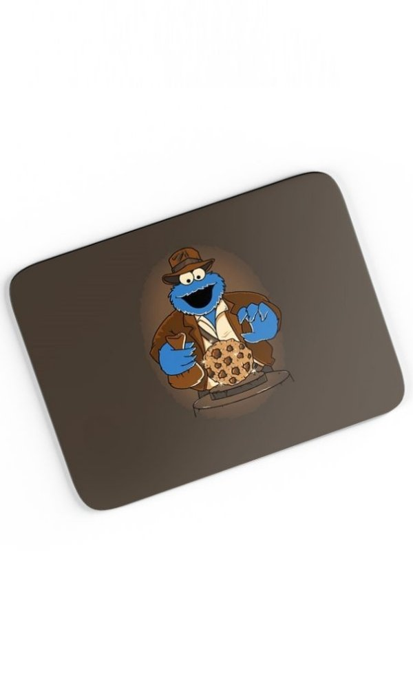 Mouse Pad Cookies - Nerd e Geek - Presentes Criativos