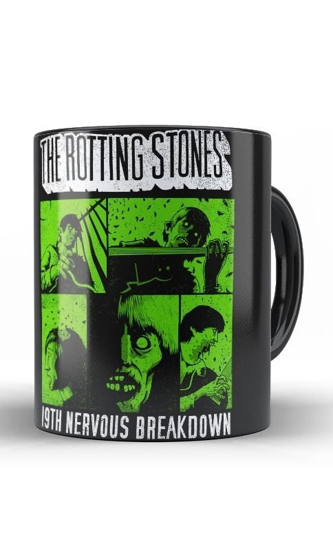 Caneca The Rotting Stones