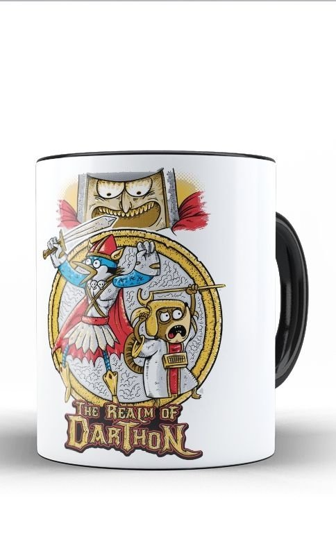 Caneca The Realm Of Darthon