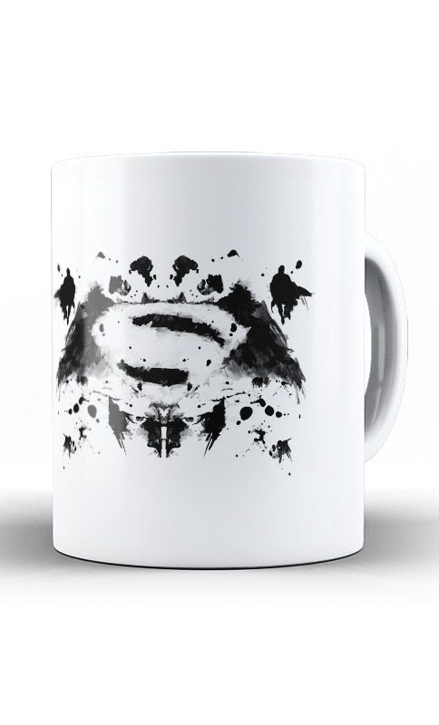 Caneca Superman Dark Evil