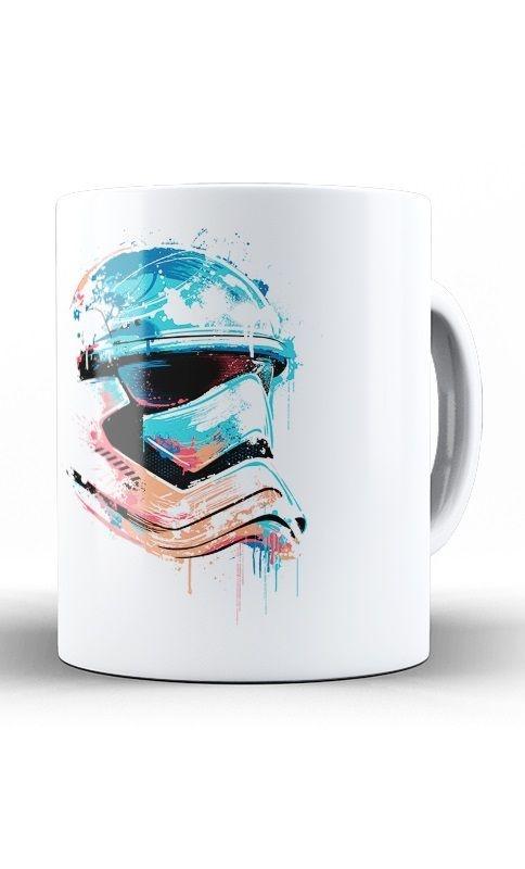 Caneca Star Wars Stormtrooper helmet