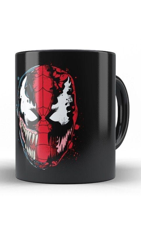Caneca Marvel Comics Spiderman Venom