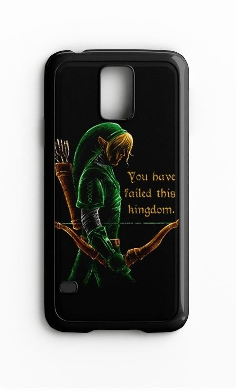 Capa para Celular The Legend Of  Zelda Galaxy S4/S5 Iphone S4