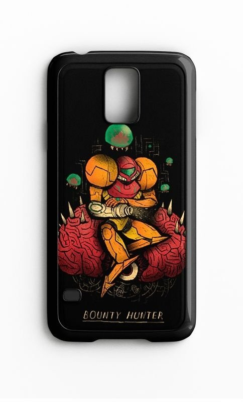 Capa para Celular Bounty Hunter Galaxy S4/S5 Iphone S4 - Nerd e Geek - Presentes Criativos