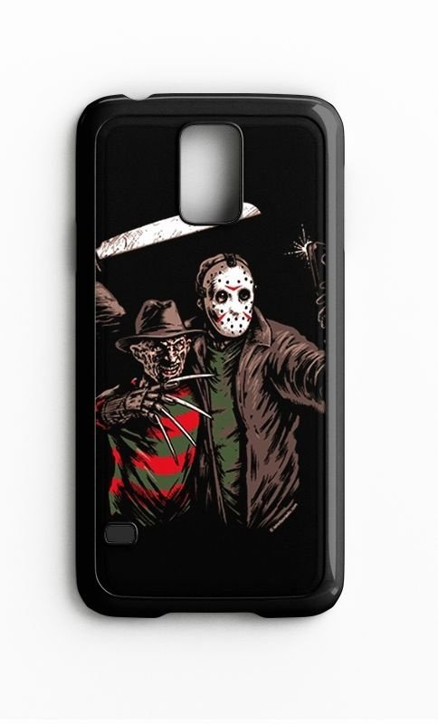 Capa para Celular Jason vs Freed Galaxy S4/S5 Iphone S4